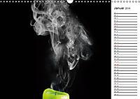 Geheimnisvoller Rauch (Wandkalender 2019 DIN A3 quer) - Produktdetailbild 1