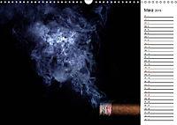 Geheimnisvoller Rauch (Wandkalender 2019 DIN A3 quer) - Produktdetailbild 3