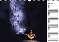 Geheimnisvoller Rauch (Wandkalender 2019 DIN A3 quer) - Produktdetailbild 5