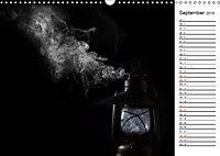 Geheimnisvoller Rauch (Wandkalender 2019 DIN A3 quer) - Produktdetailbild 9