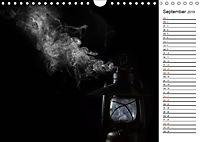 Geheimnisvoller Rauch (Wandkalender 2019 DIN A4 quer) - Produktdetailbild 9