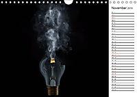 Geheimnisvoller Rauch (Wandkalender 2019 DIN A4 quer) - Produktdetailbild 11