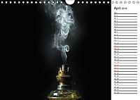 Geheimnisvoller Rauch (Wandkalender 2019 DIN A4 quer) - Produktdetailbild 4