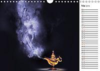 Geheimnisvoller Rauch (Wandkalender 2019 DIN A4 quer) - Produktdetailbild 5