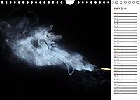 Geheimnisvoller Rauch (Wandkalender 2019 DIN A4 quer) - Produktdetailbild 6