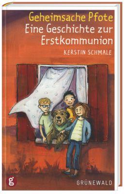 Geheimsache Pfote, Kerstin Schmale