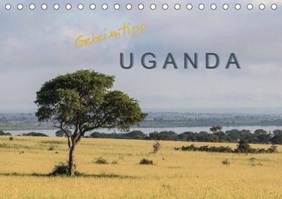Geheimtipp Uganda (Tischkalender 2019 DIN A5 quer), Roswitha Irmer