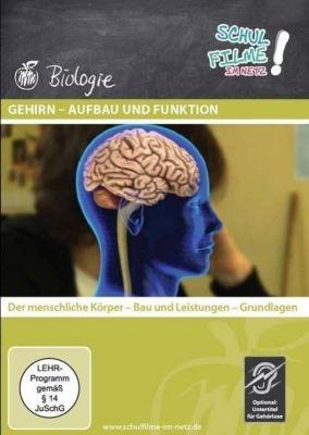 Gehirn - Aufbau und Funktion, 1 DVD