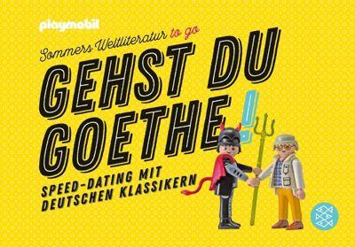 Gehst du Goethe! - Michael Sommer |