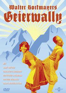 Geierwally, Wilhelmine Hillern