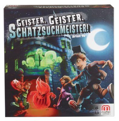 Geister, Geister, Schatzsuchmeister - Kinderspiel des Jahres 2014