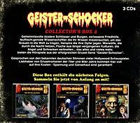 Geister-Schocker Collector's Box, 3 Audio-CDs - Produktdetailbild 1
