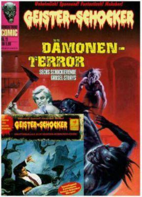 Geister-Schocker-Comic - Dämonen-Terror - Joachim Otto |