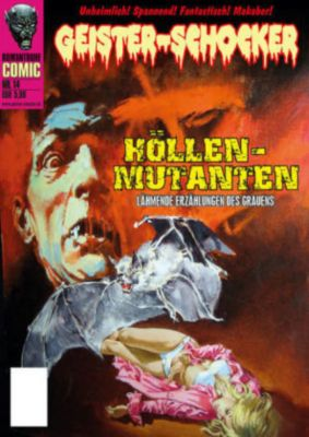 Geister-Schocker-Comic - Höllen-Mutanten - Joachim Otto pdf epub