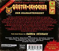 Geister-Schocker - Der Diamentengeist, 1 Audio-CD - Produktdetailbild 1