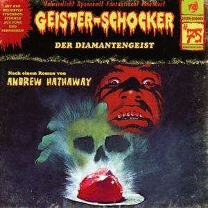 Geister-Schocker - Der Diamentengeist, 1 Audio-CD, Geister-Schocker