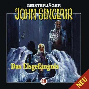 Geisterjäger John Sinclair Band 28: Das Eisgefängnis (1 Audio-CD), Jason Dark