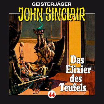 Geisterjäger John Sinclair Band 44: Das Elixier des Teufels (1 Audio-CD), Jason Dark