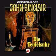 Geisterjäger John Sinclair Band 45: Die Teufelsuhr (1 Audio-CD), Jason Dark