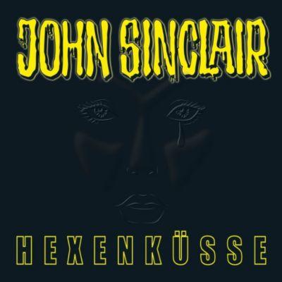 Geisterjäger John Sinclair: John Sinclair, Sonderedition 4: Hexenküsse, Jason Dark