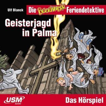 Geisterjagd in Palma, Audio-CD, Ulf Blanck
