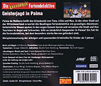 Geisterjagd in Palma, Audio-CD - Produktdetailbild 1
