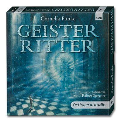 Geisterritter, Hörbuch, Cornelia Funke