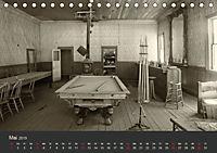 Geisterstadt Bodie - Relikt aus dem Goldrausch (schwarz-weiss) (Tischkalender 2019 DIN A5 quer) - Produktdetailbild 5