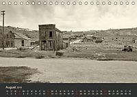 Geisterstadt Bodie - Relikt aus dem Goldrausch (schwarz-weiss) (Tischkalender 2019 DIN A5 quer) - Produktdetailbild 8