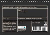 Geisterstadt Bodie - Relikt aus dem Goldrausch (schwarz-weiss) (Tischkalender 2019 DIN A5 quer) - Produktdetailbild 13