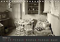 Geisterstadt Bodie - Relikt aus dem Goldrausch (schwarz-weiss) (Tischkalender 2019 DIN A5 quer) - Produktdetailbild 10