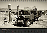 Geisterstadt Bodie - Relikt aus dem Goldrausch (schwarz-weiss) (Tischkalender 2019 DIN A5 quer) - Produktdetailbild 9