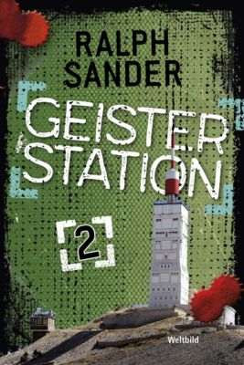Geisterstation Band 2, Ralph Sander