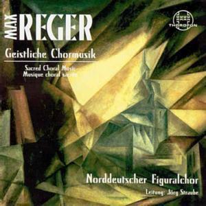 Geistliche Chormusik, Jörg Straube