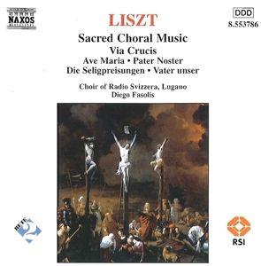 Geistliche Chormusik, Fasolis, Chor Radio Svizzera