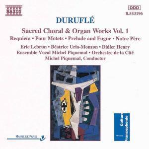 Geistliche Chorwerke/Orgelwerke Vol. 1, Lebrun, Uria-Monzon, Henry