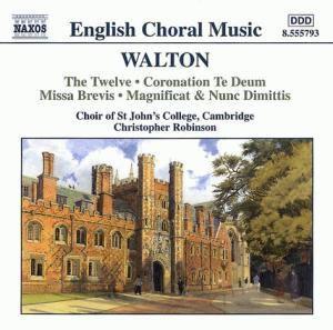 Geistliche Musik, Robinson, St.John's College Ch