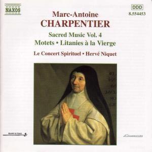 Geistliche Musik Vol.4, Hervé Niquet, Le Concert Spirit