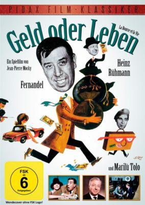 Geld oder Leben, Heinz Rühmann