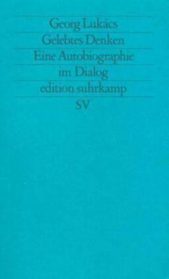 Gelebtes Denken, Georg Lukacs