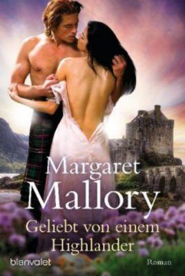 Geliebt von einem Highlander, Margaret Mallory