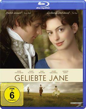 Geliebte Jane, Anne Hathaway, James McAvoy