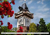 Geliebte Steiermark im Herzen Österreichs (Wandkalender 2019 DIN A2 quer) - Produktdetailbild 2