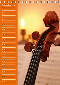 Geliebtes Cello (Tischkalender 2019 DIN A5 hoch) - Produktdetailbild 12