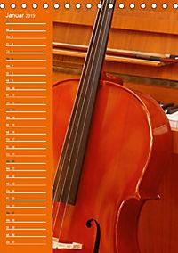 Geliebtes Cello (Tischkalender 2019 DIN A5 hoch) - Produktdetailbild 1