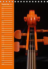 Geliebtes Cello (Tischkalender 2019 DIN A5 hoch) - Produktdetailbild 9