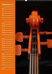 Geliebtes Cello (Wandkalender 2019 DIN A2 hoch) - Produktdetailbild 9