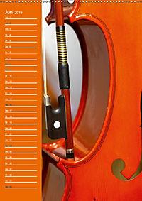 Geliebtes Cello (Wandkalender 2019 DIN A2 hoch) - Produktdetailbild 6