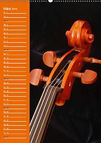 Geliebtes Cello (Wandkalender 2019 DIN A2 hoch) - Produktdetailbild 3