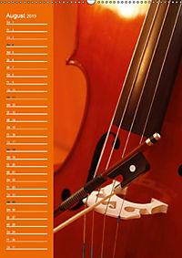 Geliebtes Cello (Wandkalender 2019 DIN A2 hoch) - Produktdetailbild 8